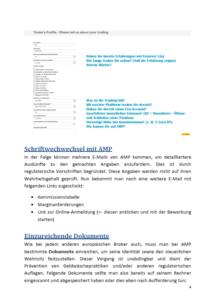 Amp futures forex