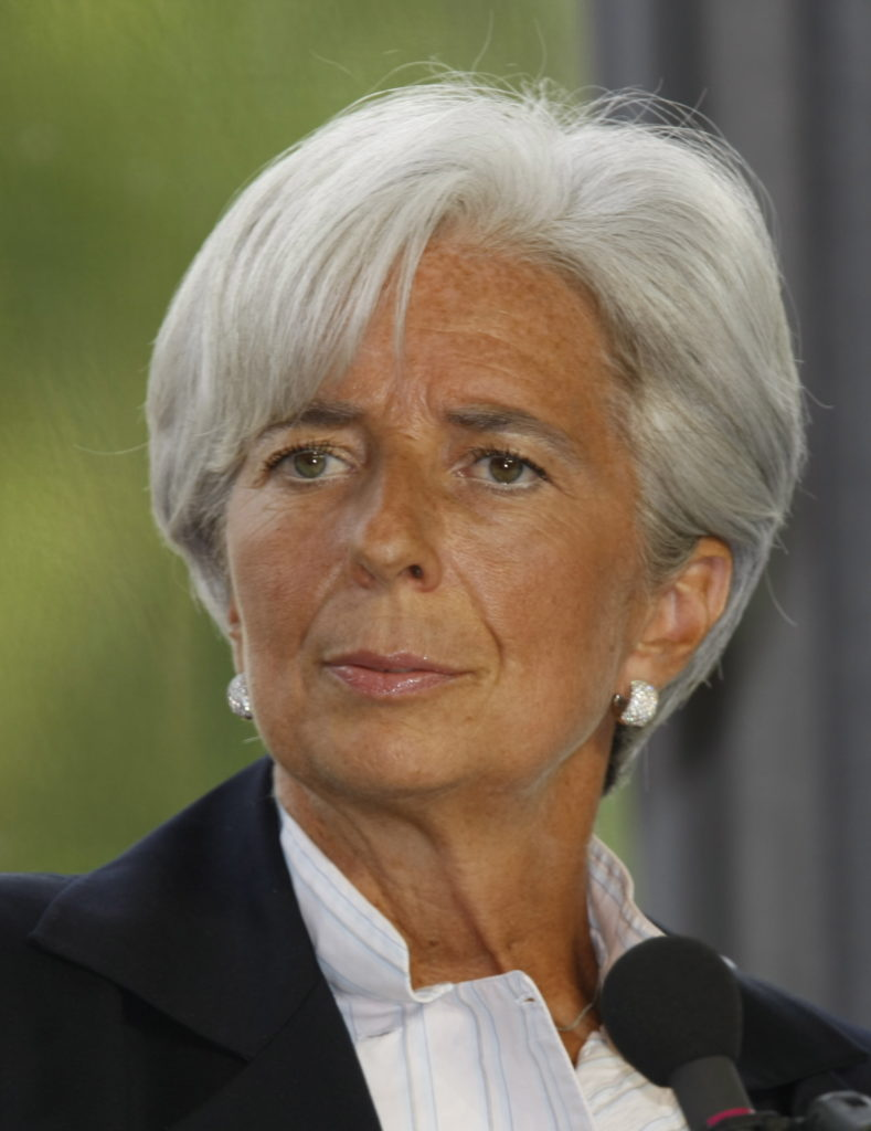 Die Juristin und amtierende IWF-Chefin Christine Lagarde wird die neue EZB-Vorsitzende. Auf den deutschen Sparer kommen damit weiterhin harte Zeiten zu.